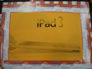 ipad 3 в оригинальной упаковке